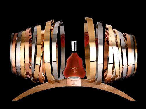 Hennessy 250 Collector Blend - glorifier (black)