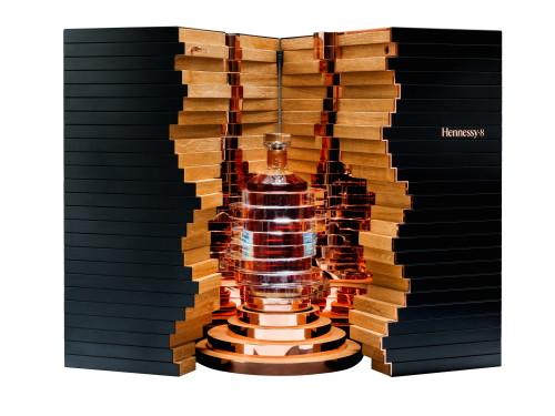 Hennessy·8 box (white)