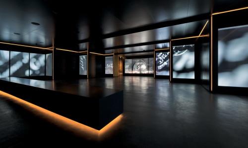 Les Visites Hennessy -  Pavilion 1 ©Julia Hasse