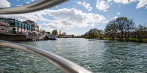Les Visites Hennessy - Boat ©Julia Hasse