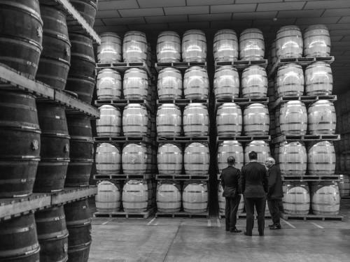 Hennessy 8 - How to Become a Master Blender 4 ©Carl De Keyzer/Magnum Photos