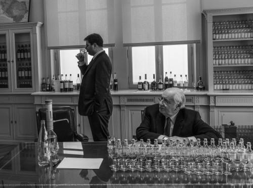 Hennessy 8 - How to Become a Master Blender 1 ©Carl De Keyzer/Magnum Photos