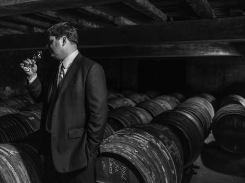 Hennessy 8 - How to Become a Master Blender 8 ©Carl De Keyzer/Magnum Photos