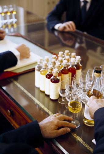 11am, Tasting Committee, Grand Bureau, Cognac