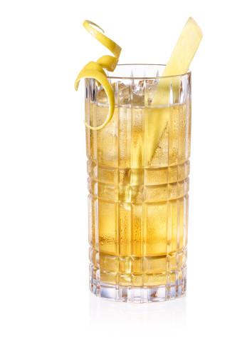 Hennessy Ginger Lemonade