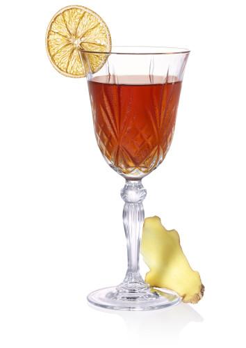 Hennessy Ginger Manhattan