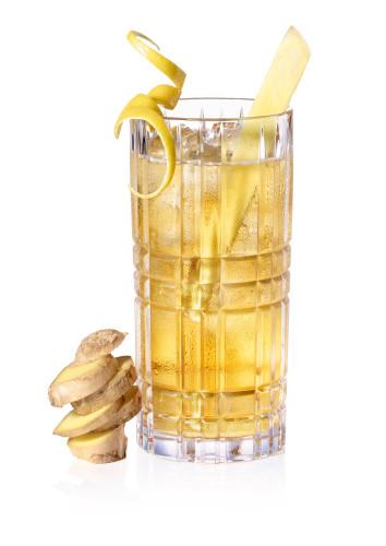Hennessy Ginger Lemonade (2)